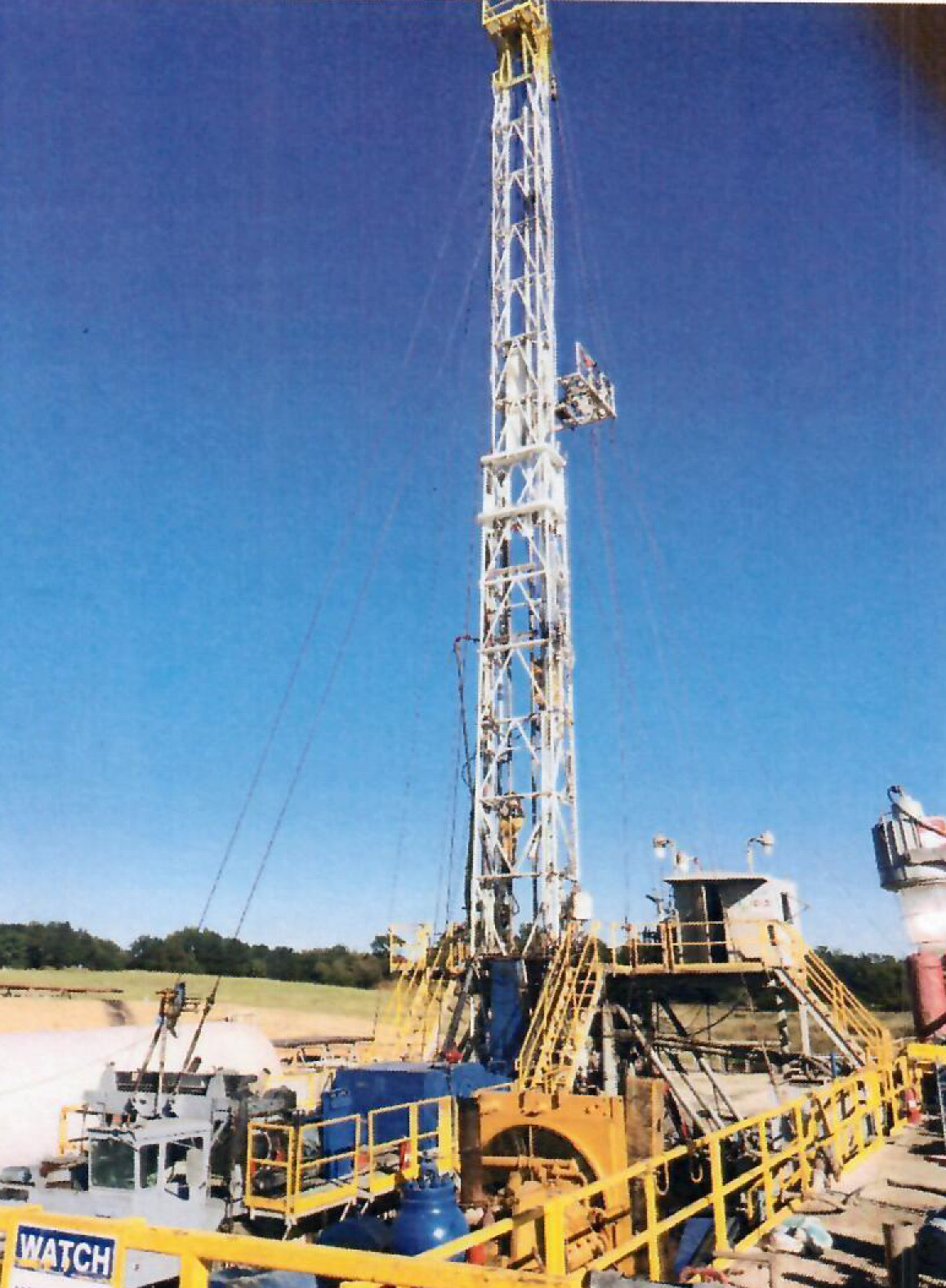 750HP drilling rigs for sale! (subject to prior sale)
