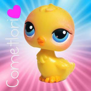 Rainbow The Chick! ^ ^