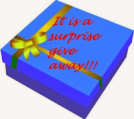 Surprise Give Away by Ilona