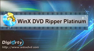 WinX DVD Ripper Platinum 7.5.0 Crack & Serial Key | Cracked Software Download