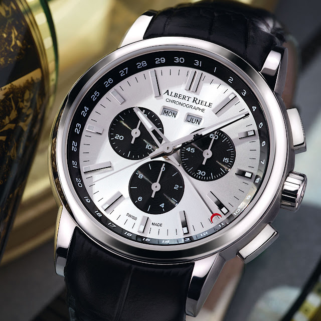 Albert Riele Premiere Chronograph Watch