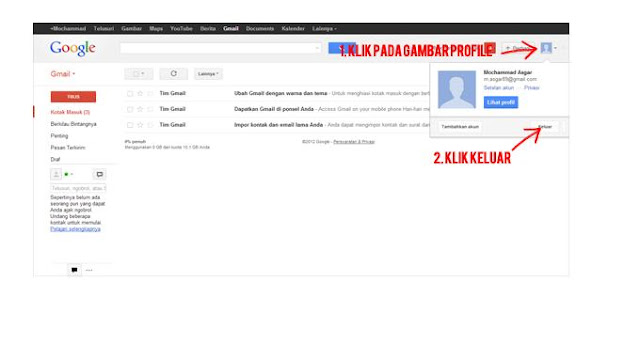 how to clean out gmail archive