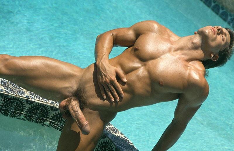 накаченные мужчины фото голые