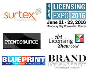 Joan beirigers blog art licensing new licensingselling shows the major way for artists to connect with manufacturers that license their art has always been to exhibit at licensing shows malvernweather Images