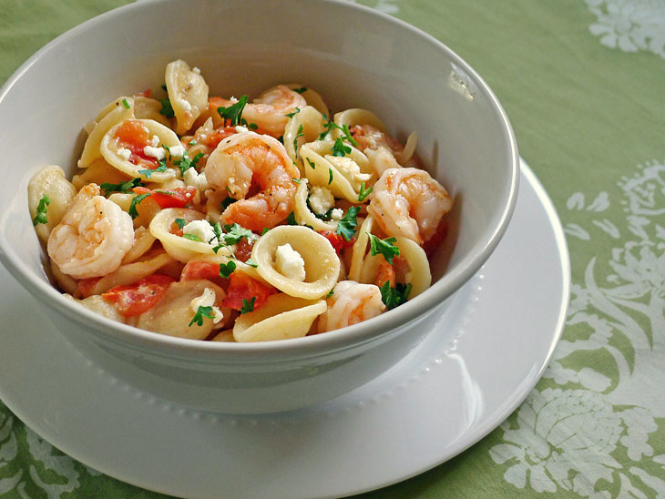 Cooking weekends most viewed recipes of 2012 for Prawn and pasta salad recipes