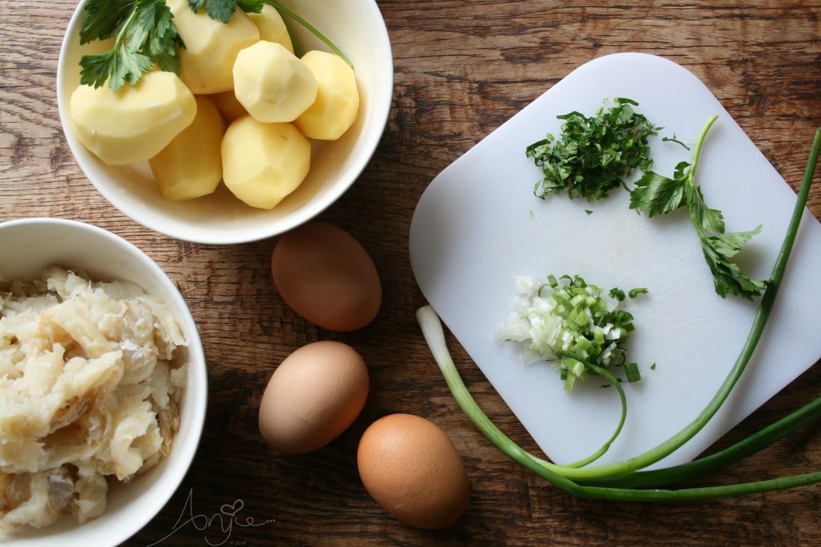 Bakkeljauw frita - bolinho's de bacalhau - recept