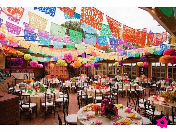 Ingeniando como hacer papel picado fiestas mexicanas for Manteles de papel para fiestas