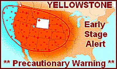 "Yellowstone supervolcano eruption prediction date"", ""chronological ..."