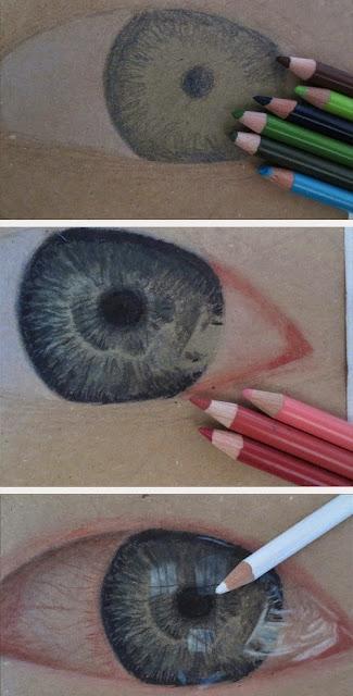 Dibujos y pinturas tan realistas como fotografías