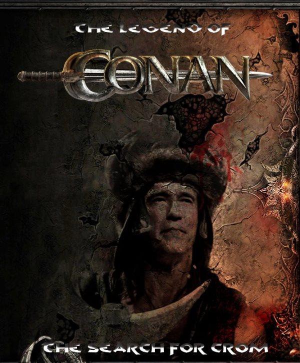 """""""The legend of Conan"""" o filme - Página 2 7"""