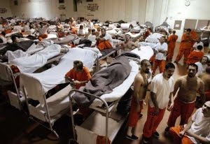 overpopulation in californias prisons Delivery of care overcrowding's effects are particularly acute in prison reception centers, which process 140,000 new or returning prisoners annually, and which house some prisoners for their entire incarceration period numerous experts testified that crowding is the primary cause of the constitutional violations pp 19–24.