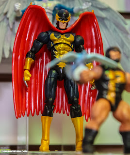 Hasbro 2013 Toy Fair Display Pictures - Marvel Universe - Nighthawk