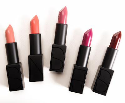 NARS steven klein humoresque audacious lipstick set coffret