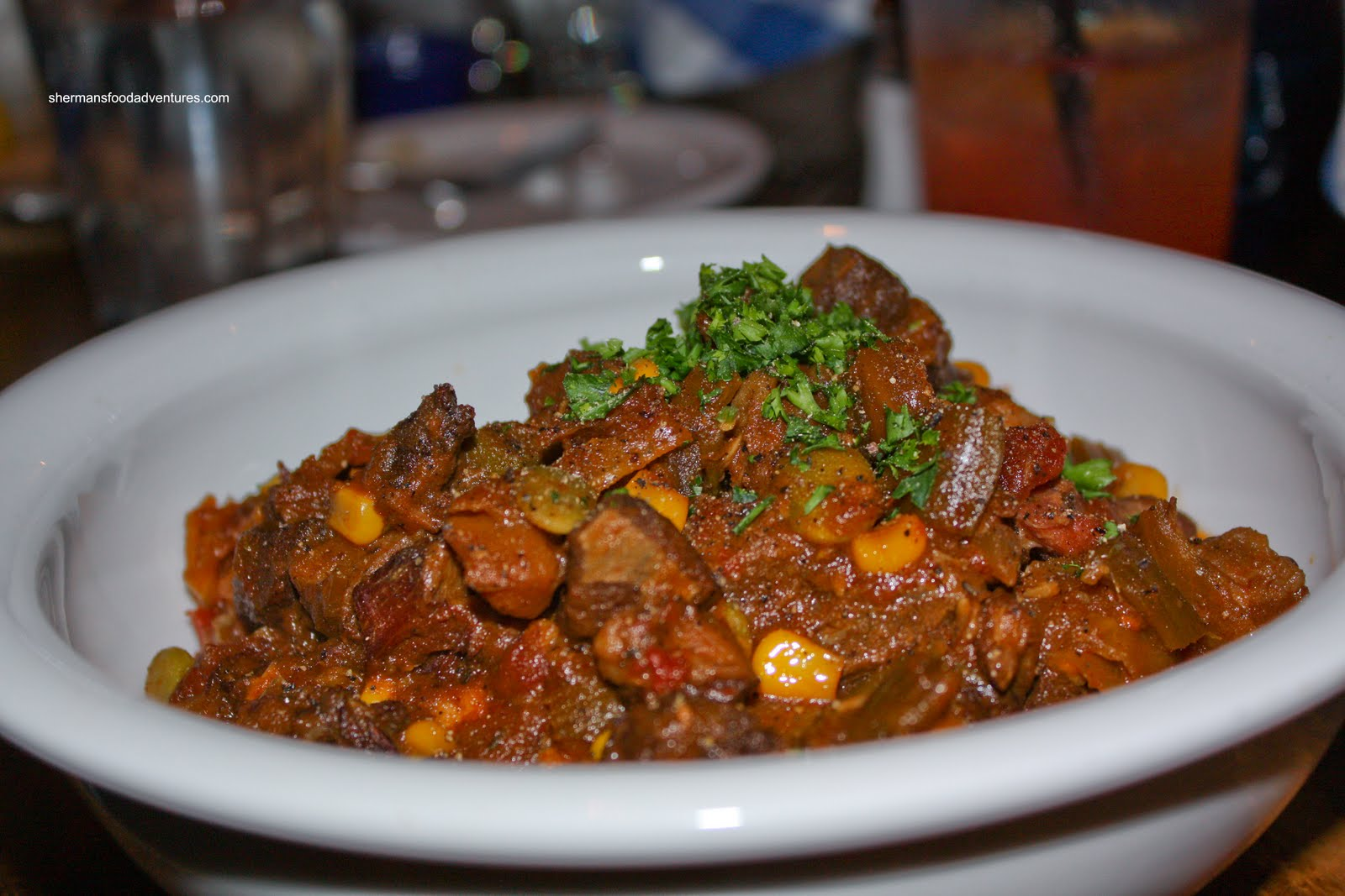 Sherman's Food Adventures: Burgoo (Pt. Grey)