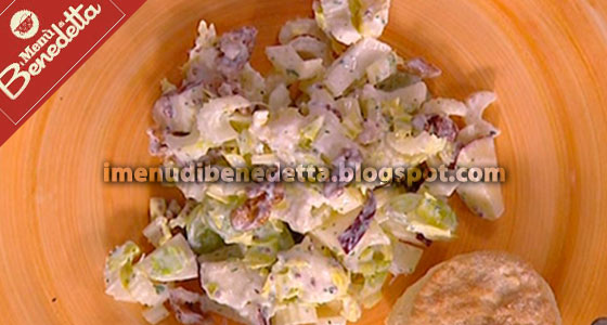 Waldorf Salad di Benedetta Parodi