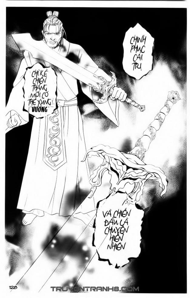 Đôi Cánh ỷ Thiên - Iten No Tsubasa chap 17 - Trang 13