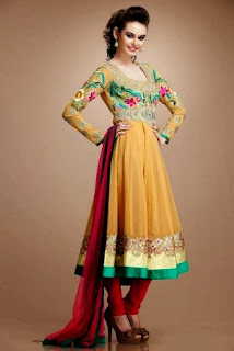 Latest Anarkali Suits Collection 2014-2015