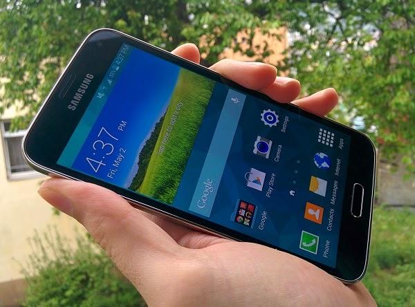 مراجعة ومميزات هاتف سامسونج جالاكسي اس 5 - Samsung Galaxy S5 Review