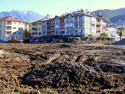 Fethiye - New Town Square & Park Area
