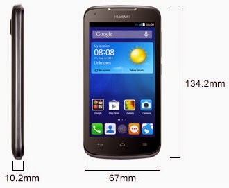 Huawei Ascend Y520 Android Phone Murah Rp 999.000