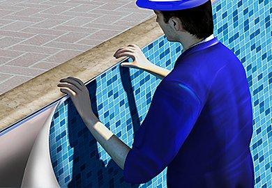 A instalação do vinil e um dos serviços mais simples a ser realizado na piscina, mas e indicado que seja feito com o acompanhamento de um técnico especializado em construção de piscinas para acompanhar o serviço.
