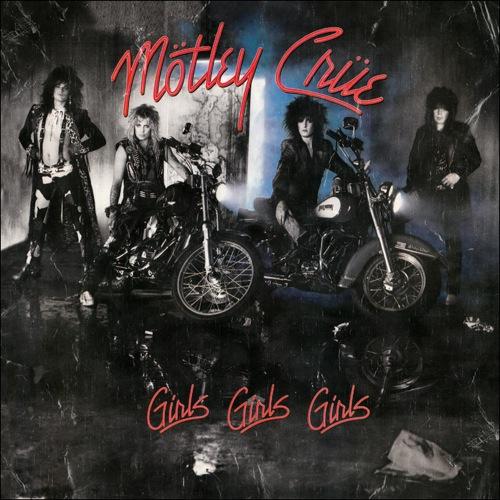 Harley Davidson Los Angeles >> Hioth Rock Discografias: Mötley Crüe