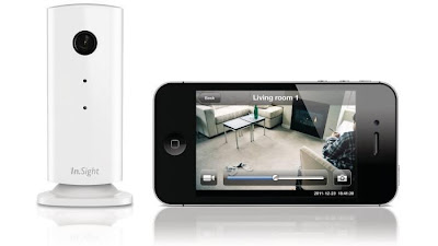 Philips InSight Wireless Home Monitor