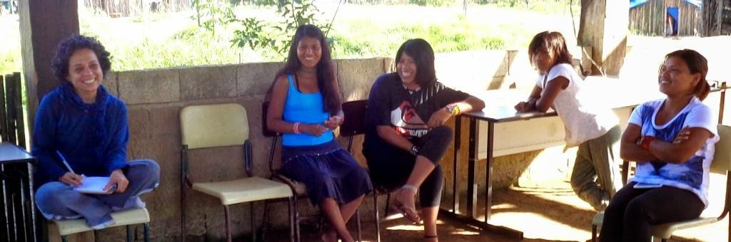 Mulheres Guarani