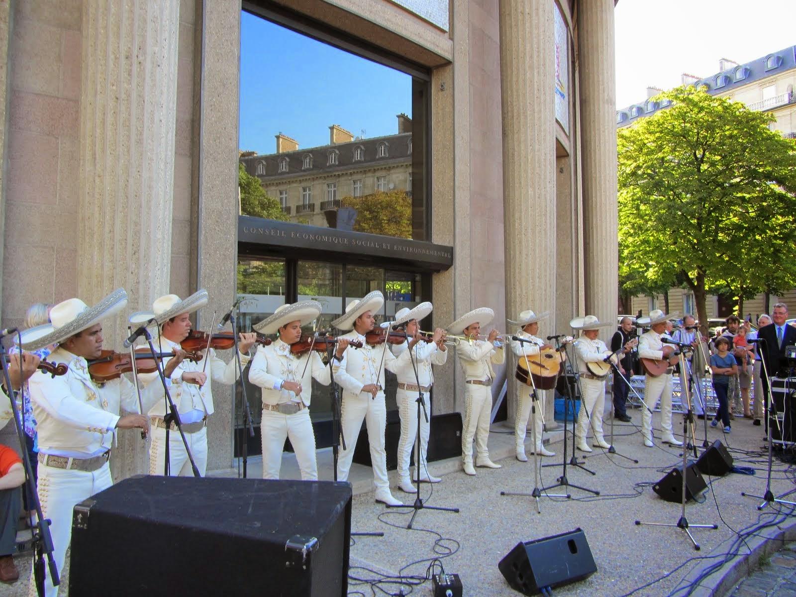 *FêtedelaMusique2014: Mexique à Paris16*