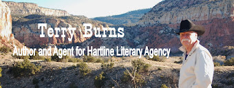 Terry Burns, Literary Agent