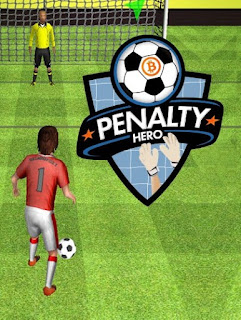 Penalty hero mobile game for money