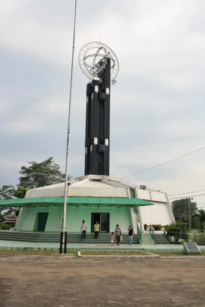Objek Wisata Sungai Kapuas Kota Pontianak - BorneoScape