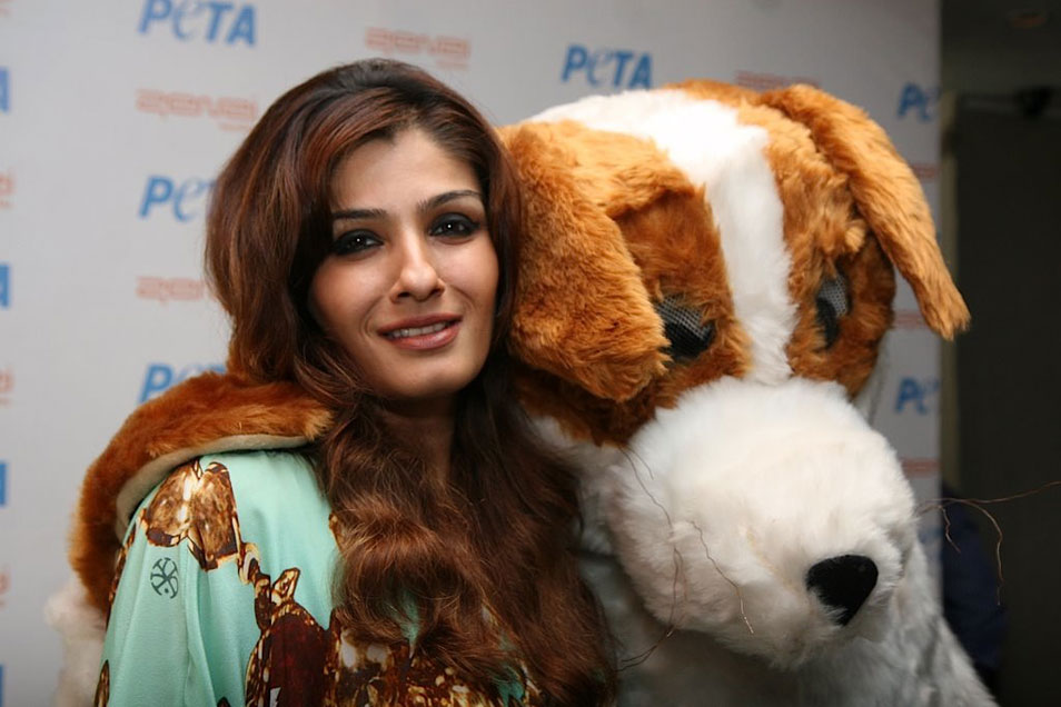Raveena Tandon Hot Stills