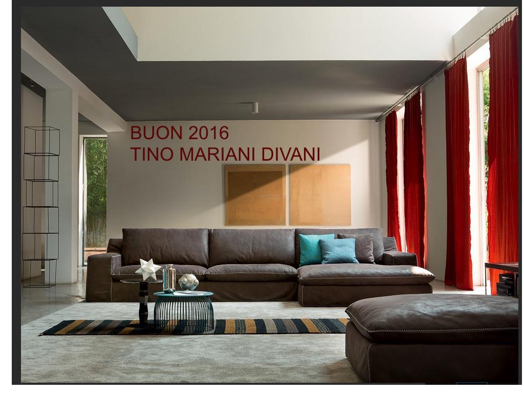 Buon 2016 da tino mariani divani tino mariani for Divani saldi 2016