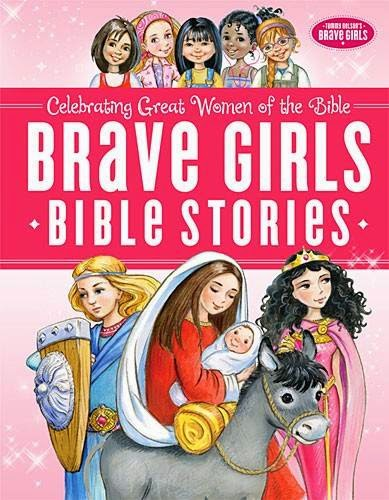 brave girls bible stories cover