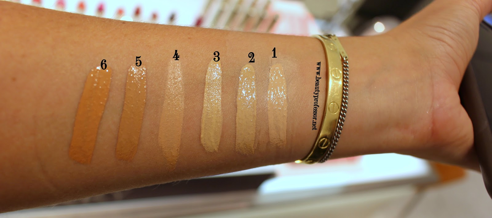 by terry terrybly densiliss concealer swatches