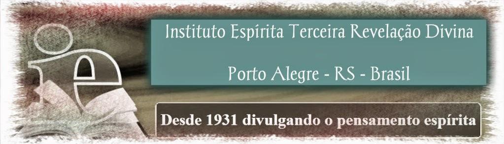 Instituto Espírita Terceira Revelação Divina