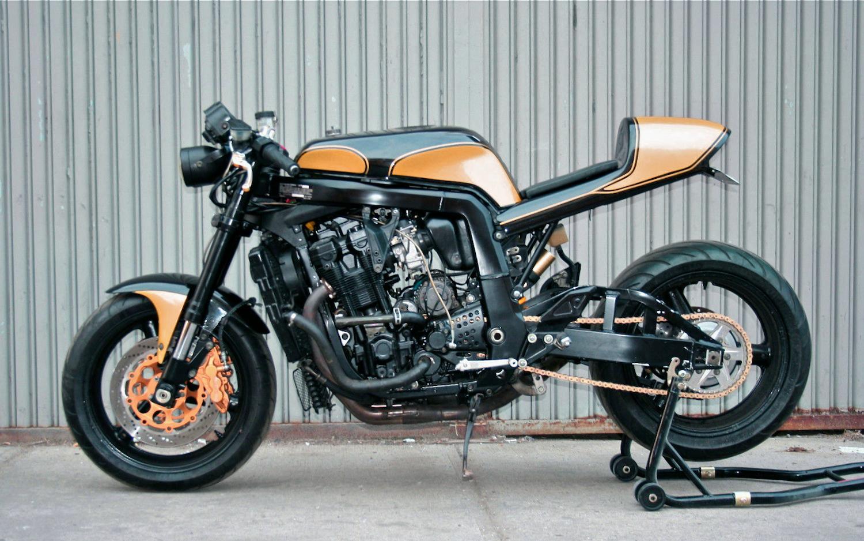 Gixxer caf&#... Ducati Bikes Usa