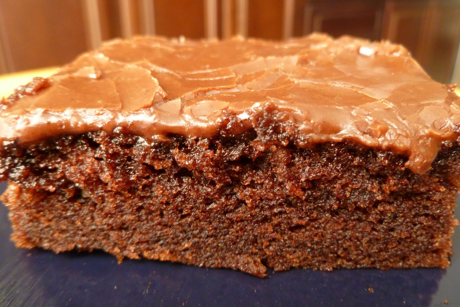 The Pastry Chef's Baking: Diane's Double Chocolate Sheet Cake