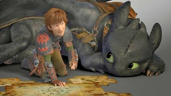 astrid and hiccup relationship questions