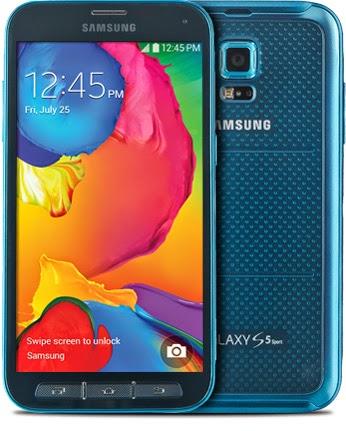 harga fitur Spesifikasi Samsung Galaxy S5 Sport