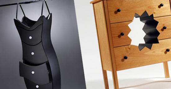 Applexlogos mobili strani e stravaganti loghi for Disegni di mobili creativi