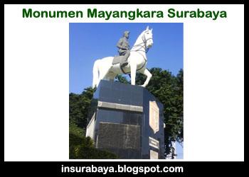 Monumen Mayangkara Surabaya, Sejarah Monumen Mayangkara Surabaya