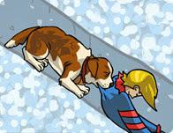 Kurtarıcı Köpek Oyunu