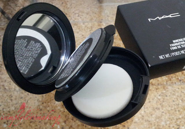 Review of MAC Mineralize Foundation SPF 15