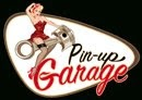 Pin-Up Motorcycle Garage