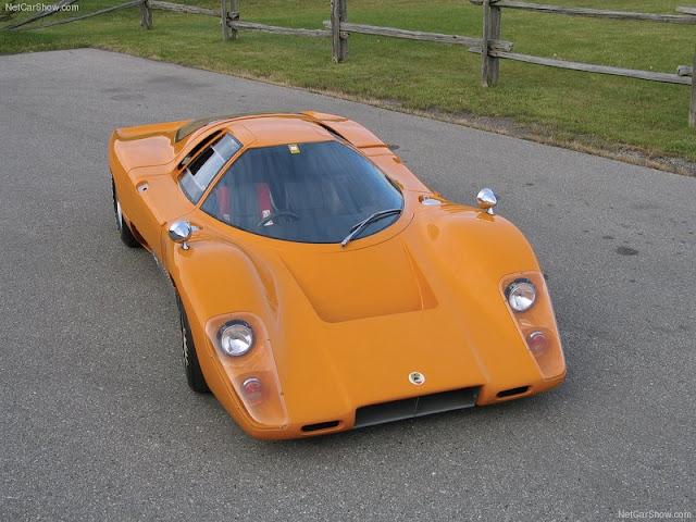 McLaren M6GT (1969)