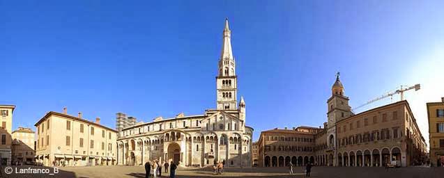город Модена