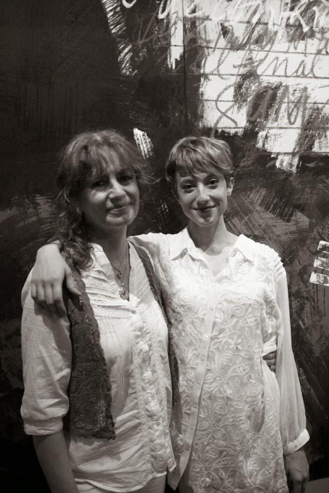 Lucia Ramos y Livia Barbosa