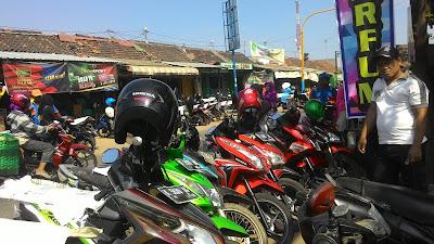Suasana Pasar Winong 15 Hari Menjelang Lebaran